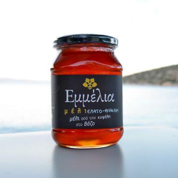 Emmelia - Miel  Sapin Thym , 950 gr