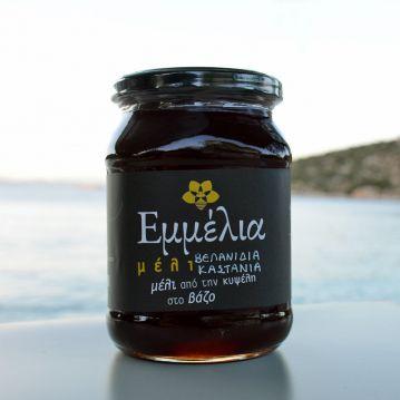 Emmelia - Miel de Chêne , 950 gr